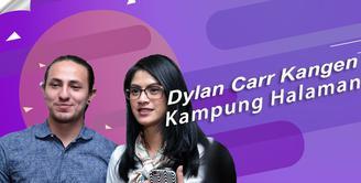 Menjelang Ramadan, Dylan Carr Pulang Kampung, Hana Saraswati Kumpul Bareng Keluarga