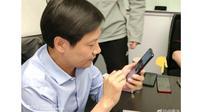 CEO Xiaomi Lei Jun berikan bocoran tentang smartphone terbaru Redmi? (Foto: Gizmochina)