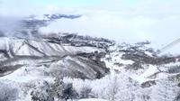 Pemandangan dari Sora Terrace di Nagano, Jepang (liputan6.com/Dini Nurilah)