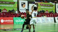 Bogor Siliwangi berhasil mengalahkan Hangtuah 81-74 pada seri kedelapan IBL 2018-2019 di GOR UNY Yogyakarta, Kamis (14/2/2019). (Media IBL)
