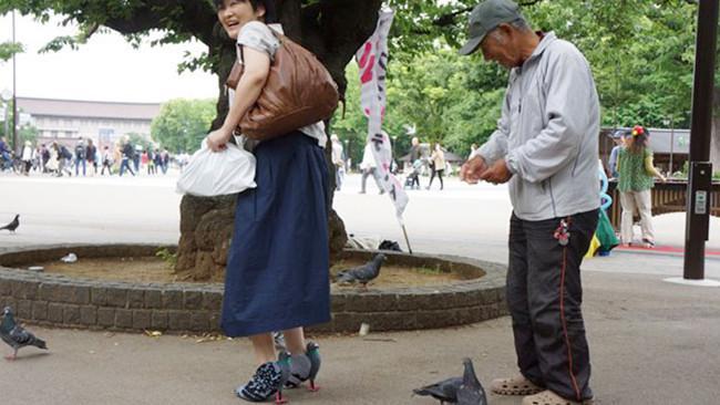 Sepatu merpati (boredpanda.com)
