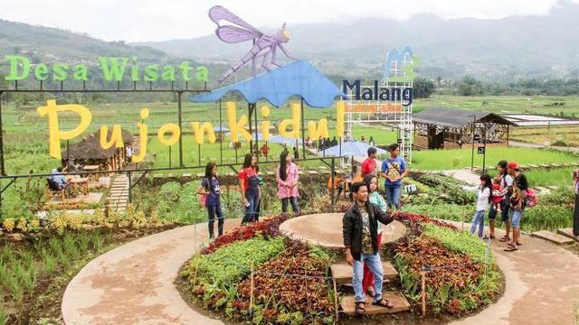 Ini Dia Desa Wisata Keren Di Pujon Kulon Kabupaten Malang