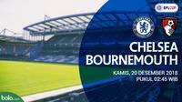 Piala Liga Inggris Chelsea Vs Bournemouth (Bola.com/Adreanus Titus)