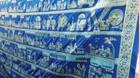 Batik Bangsawan khas Gresik.