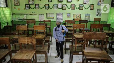 Melihat Persiapan Rencana Pembukaan Kembali Sekolah dan Belajar Tatap Muka