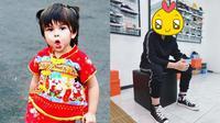 Potret Dulu Vs Kini 7 Mantan Pesinetron Cilik, Penampilannya Bikin Pangling (Sumber: Instagram/baimalkatiri)