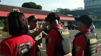 Dua tim khusus di Tangerang dan Tangerang Selatan ini nantinya akan menjaga kondusifitas kedua wilayah tersebut dari kejahatan (Liputan6.com/Pramita)