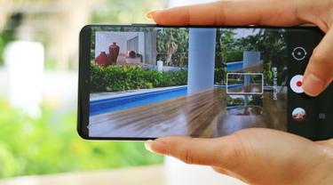 Fitur Director's View di Samsung Galaxy S21 Ultra 5G