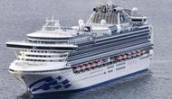 Banner Infografis Misi Evakuasi 74 WNI dari Kapal Diamond Princess. (Hiroko Harima/Kyodo News via AP)