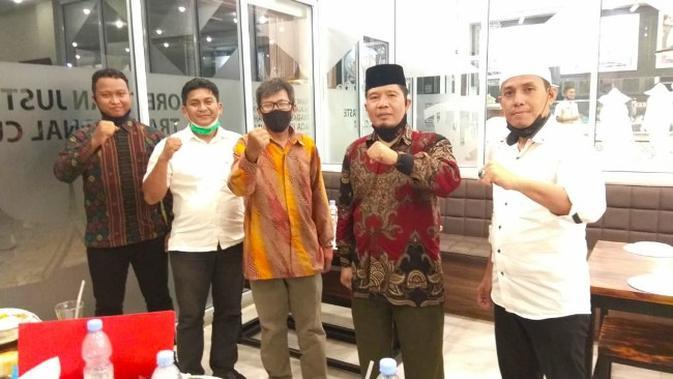 Covid-19 Bukan Konspirasi, Ahmadiyah Pekanbaru: Jemaat Jangan Ragu Terima Vaksin