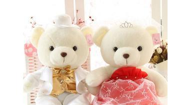 Boneka Couple Teddy Bear Bisa Romantis Anda Pasti Iri Dengan Mereka Fashion Fimela Com