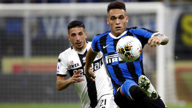 Inter Milan Beri Sinyal Bakal Lepas Lautaro Martinez ke Barcelona