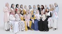 Finalis Puteri Muslimah 2019 (Bambang E. Ros/Fimela.com)