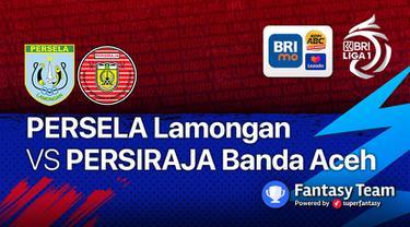 Persela Lamongan vs Persiraja Banda Aceh