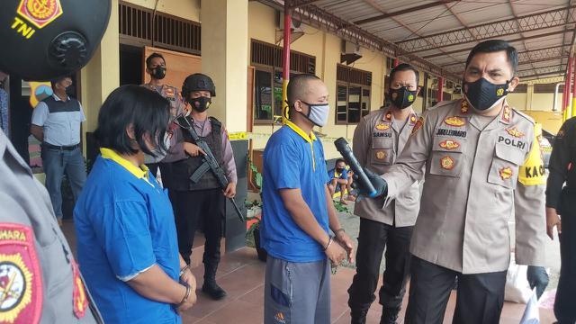 Balada Sepasang Kekasih Pencuri Emas di Grobogan - Regional Liputan6.com