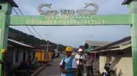 Pulau Tiga, Natuna Kepulauan Riau yang akan segera nikmati listrik PLN (Foto: Wicak/Liputan6.com)