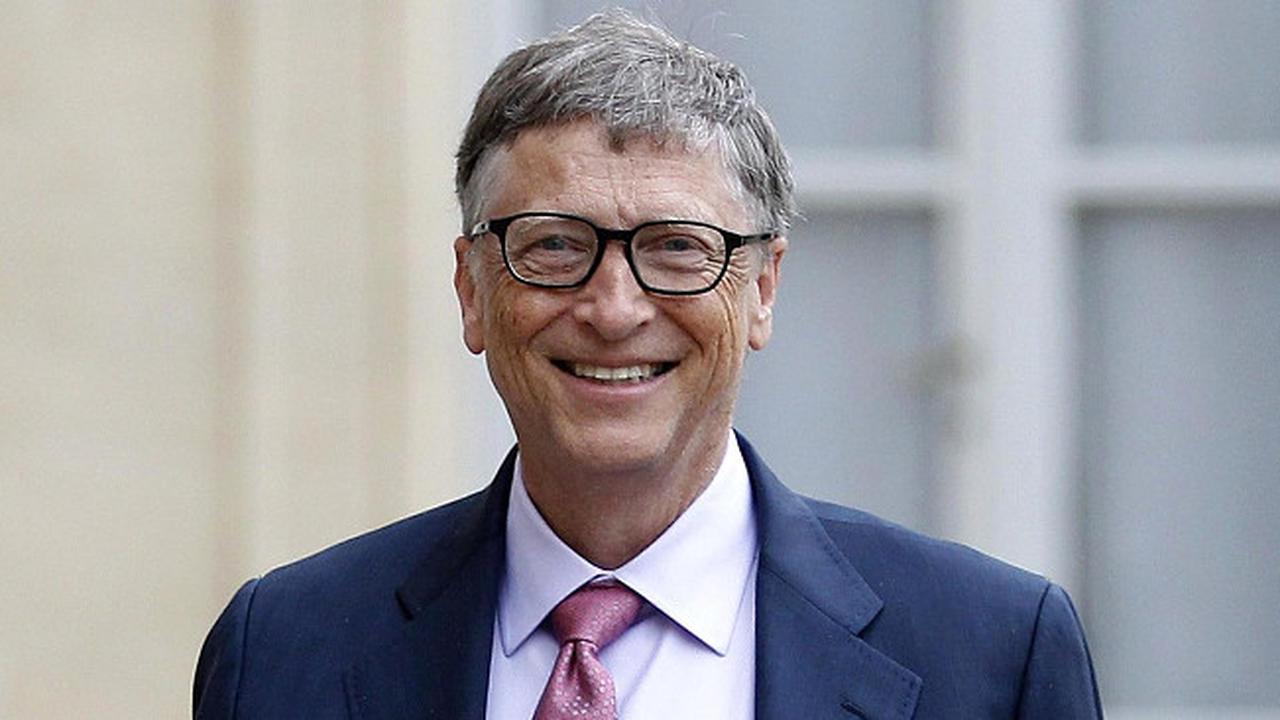 Bill Gates Bersyukur Investasi Rp 141 Triliun di Jasa Kurir