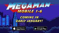 Mega Man akan meluncur di iOS dan Android. (Sumber: Ubergizmo)