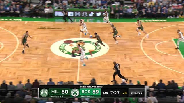 Berita Video 10 Aksi Terbaik 31 Oktober di NBA 2019-2020