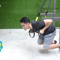 Awal mula Choky Sitohang mendirikan pusat kebugaran yang bernama Bodytec Fitness.