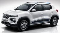 Mobil listrik Renault City K-ZE (Paultan)
