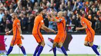 Timnas Belanda (AFP/Jerry Lampen)