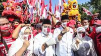 Pasangan calon nomor urut satu wali kota dan wakil wali kota Surabaya Eri Cahyadi-Armudji (Foto: Dok Istimewa)