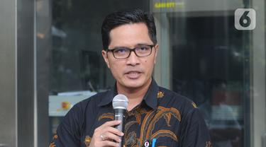 Febri Diansyah Lepas Jabatan Juru Bicara KPK