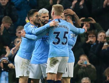 Manchester City Ramaikan Persaingan Menjadi Juara