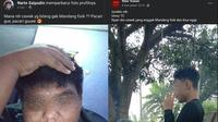 6 Status Facebook Cari Pacar Enggak Pandang Fisik Ini Bikin Senyum Tipis (sumber: FB New Yuwan/Narto Saipudin)