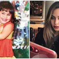 Valerie Thomas dulu dan kini. (Instagram/valerieethomas)