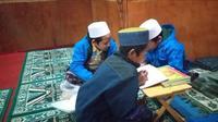 Aktivitas Ramadan Muslim Suku Tengger Bromo di Tengah-Tengah Umat Hindu (Liputan6.com/Dian Kurniawan)