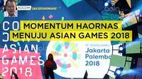 Momentum Haornas Menuju Asian Games 2018 (Bola.com/FOTO: Nicklas Hanoatubun/GRAFIS: Dody Iryawan)