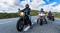 berkendara motor dapat menyehatkan badan dan pikiran