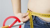 Inilah Penyebab Kenapa Berat Badan Naik Setelah Berhenti Merokok