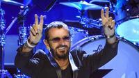 Ringo Starr (Instagram/ ringostarrmusic)