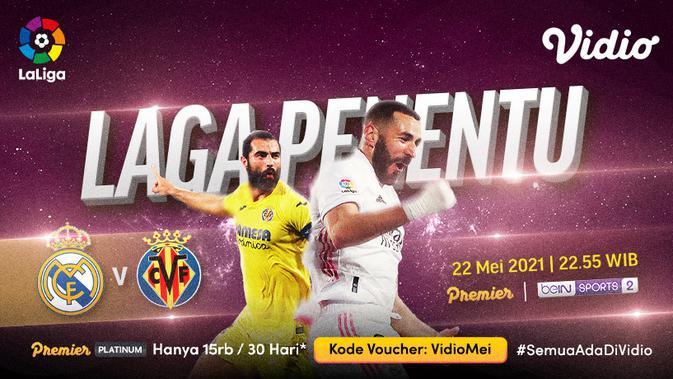 Villarreal Vs Real Madrid Live Stream