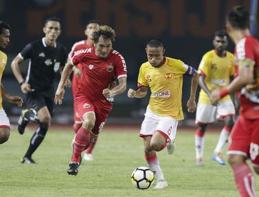 Persija Jakarta Vs Selangor FA