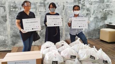 Terdampak Pandemi, Ciputra Artpreneur Salurkan Donasi Bagi Pekerja Seni