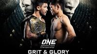 ONE Championship mempersembahkan ONE: Grit and Glory di Jakarta (Foto: ONE Championship)