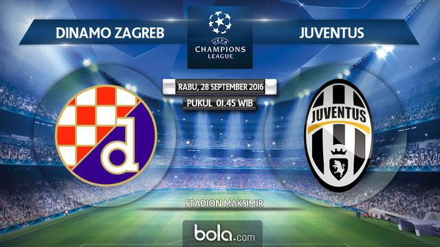 Prediksi Dinamo Zagreb Vs Juventus Kebangkitkan Skuat Zebra Dunia Bola Com