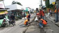Proyek Sistem Pengelolaan Air Limbah Domestik (SPALD) di Yogyakarta (dok: PUPR)