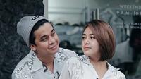 Amanda Manopo dan Billy Syahputra (Sumber: Instagram/@amandamanopoo12)