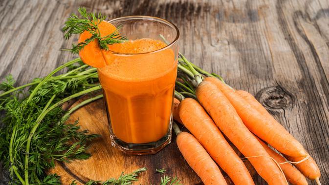 5 Jus Sayuran yang Bisa Bantu Turunkan Berat Badan