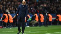 Zinedine Zidane sayangkan jadwal padat yang harus dijalani Real Madrid. (doc. UEFA)