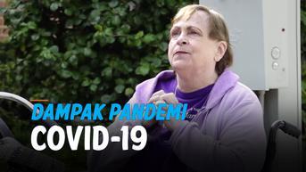VIDEO: Pandemi Covid-19 Sudutkan Warga Berkebutuhan Khusus