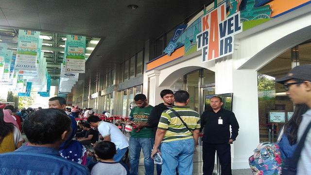 Buruan Tiket Kereta Di Kai Travel Fair Diskon Hingga 72