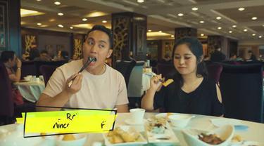 Seperti ini keseruan Chef Yuda Bustara mencicipi beragam menu kuliner unik di Macau. (Video: Kokiku Tv/ All Star)