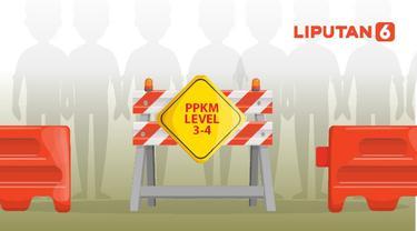 Diperpanjang Sampai 2 Agustus, Ini Pengertian PPKM Level 4 dan Aturan yang Perlu Diketahui