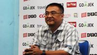 General Manajer Arema FC Ruddy Widodo. (Liputan6.com/Rana Adwa)
